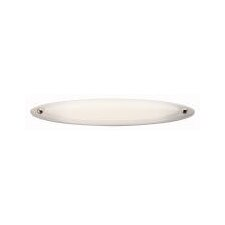 "32"" One Light Bath Vanity in Polished Nickel"