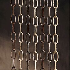 Accessory Extra Heavy Gauge Chain in Chrome