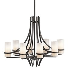 Beckett 8 Light Chandelier