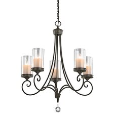 Laurel 5 Light Chandelier