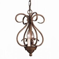 Norwich 2 Light Foyer Pendant