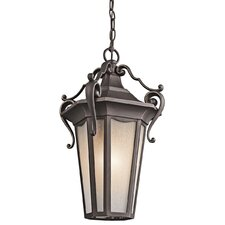 Nob Hill 1 Light Outdoor Pendant