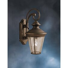 Eau Claire 1 Light Outdoor Wall Sconce