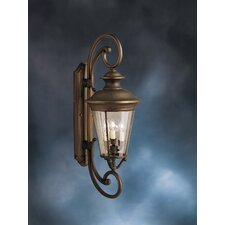 Eau Claire 4 Light Outdoor Wall Light