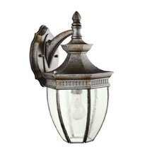 Warrington 1 Light Outdoor Wall Sconce
