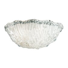 Universal Glass Bowl Ceiling Fan Light Kit