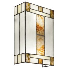 Bryce 2 Light Wall Sconce