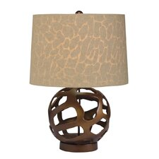 """Baringo 18.5"""" H Table Lamp with Drum Shade"""
