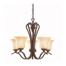 Wedgeport 5 Light Chandelier