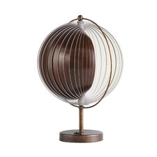 "Westwood Whirl 18"" H Table Lamp"