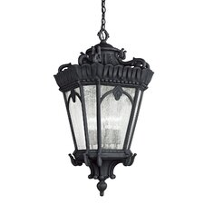 Tournai 4 Light Hanging Lantern