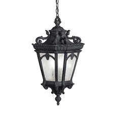Tournai 3 Light Outdoor Ceiling Pendant
