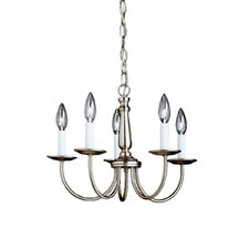 <strong>Kichler</strong> Salem 5 Light Chandelier