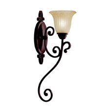 Wilton 1 Light Wall Sconce