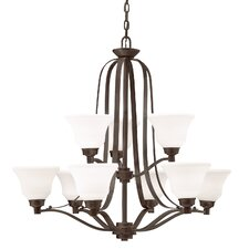 Langford 9 Light Chandelier