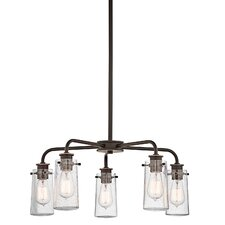 Braelyn 5 Light Chandelier