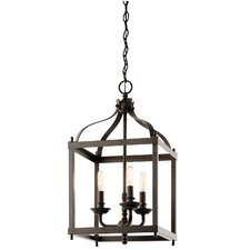Larkin 3 Light Foyer Pendant