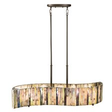 Marisa 5 Light Chandelier Linear