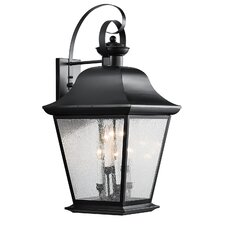 Mount Vernon 6 Light Outdoor Wall Lantern