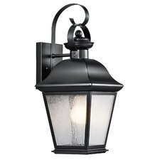 Mount Vernon 1 Light Outdoor Wall Lantern