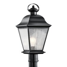 <strong>Kichler</strong> Mount Vernon 1 Light Outdoor Post Lantern