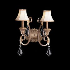 <strong>Kichler</strong> Ravenna 2 Light Wall Sconce