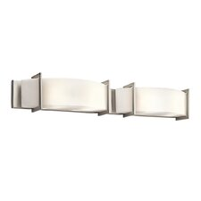 <strong>Kichler</strong> Crescent View 4 Light Vanity Light