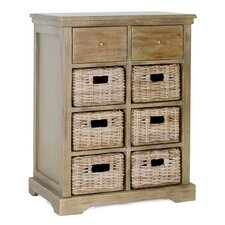 Simone 2 Drawer Cabinet