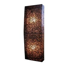 Dewi Large 2 Light Wall Lamp