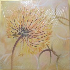 Yellow Flower 2 Oil Painting