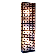 Timika Partition Floor Lamp