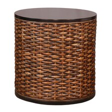 Lina Round End Table