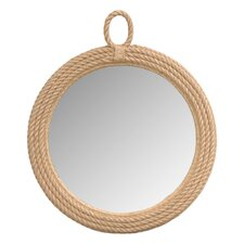 <strong>Jeffan</strong> Aspen Oval Mirror