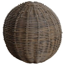 Rattan Ball Kubu Figurine