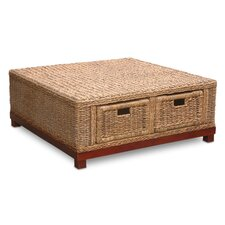 <strong>Jeffan</strong> Rinna Woven Coffee Table