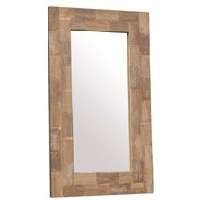 "Sedona 47"" H x 27.5"" W Rectangle Mirror"