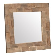 Sedona Square Mirror