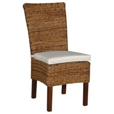 <strong>Jeffan</strong> Farra Cotton Parson Chair (Set of 2)