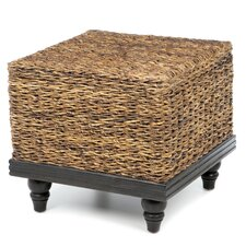Tropical Abaca Small Astor End Table