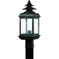 Adams 1 Light Post Lantern