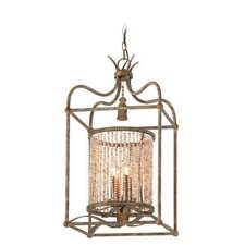 Madame Bardot 4 Light Foyer Pendant
