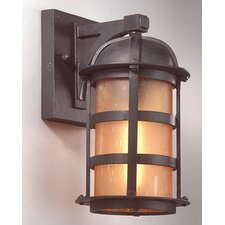 Aspen 1 Light Wall Lantern