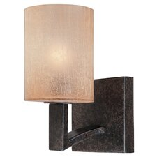 Austin 1 Light Bath Wall Sconce