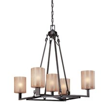 Austin 5 Light Chandelier