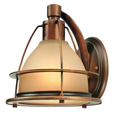 Bristol Bay 1 Light Wall Sconce