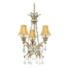 <strong>Troy Lighting</strong> Chloe  Chandelier in Riviera