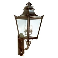 <strong>Troy Lighting</strong> Dorchester 4 Light Wall Lantern
