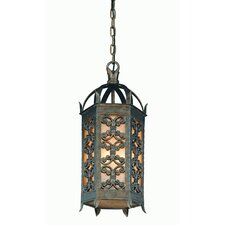 Gables 3 Light Hanging Lantern