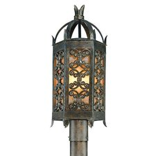 Gables 3 Light Post Lantern