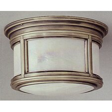 Highland Park 1 Light Flush Mount